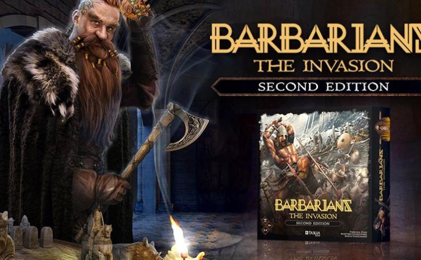 Barbarians: The Invasion – SecondEdition