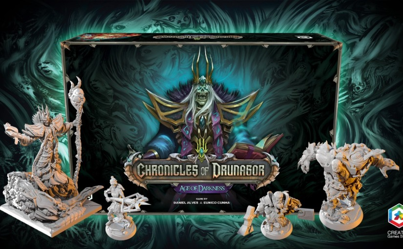 Chronicles of Drunagor: Age ofDarkness