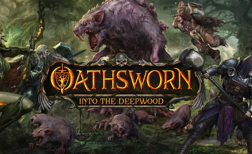 Oathsworn: Into theDeepwood