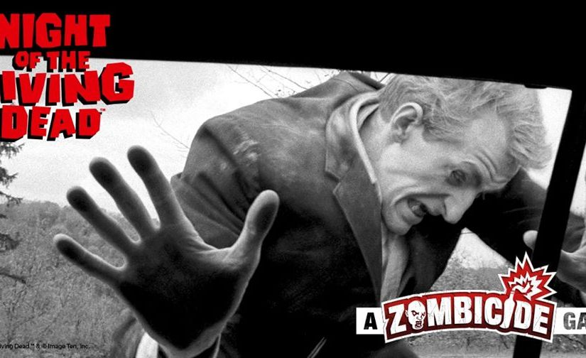 Night of the Living Dead: A ZombicideGame
