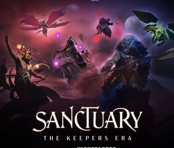 Sanctuary: The Keeper'sEra